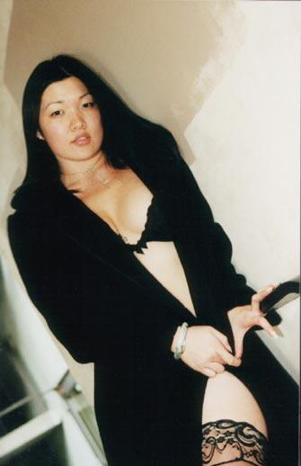 Femme asiat pour un plan cul webcam à Paris
