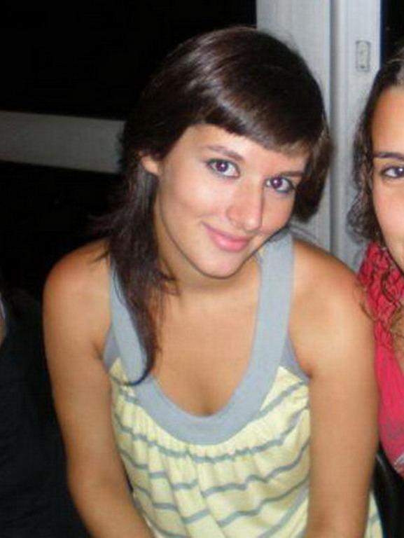 Web cam de cul avec Lise
