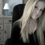 Petite coquine pour une webcam chaude